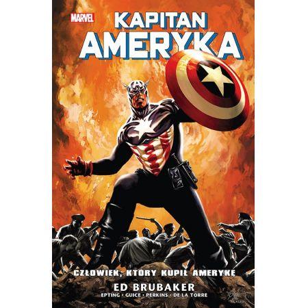 Kapitan Ameryka. Człowiek, który kupił Amerykę. Tom 4