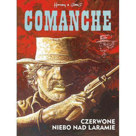 Comanche 4 Czerwone niebo nad Laramie
