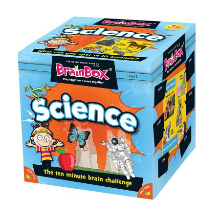 Brainbox Science (wersja angielska)