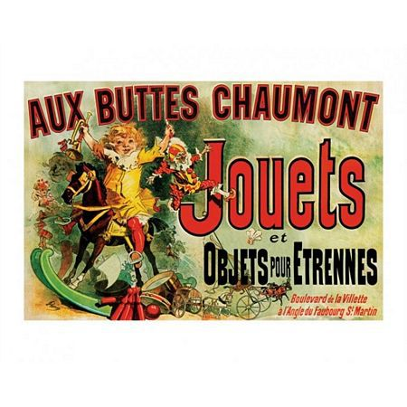 Jouets As Seen On Friends - plakat premium