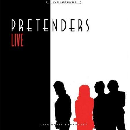Pretenders - Live - Płyta winylowa