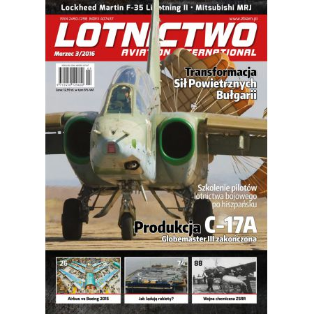 LOTNICTWO AVIATION INTERNATIONAL 3/2016