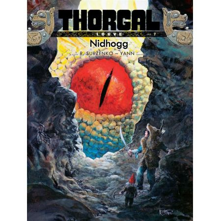 Thorgal: Louve, tom 7. Nidhogg