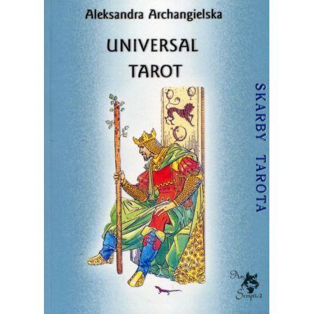 Skarby Tarota. Universal Tarot, Tarot Uniwersalny