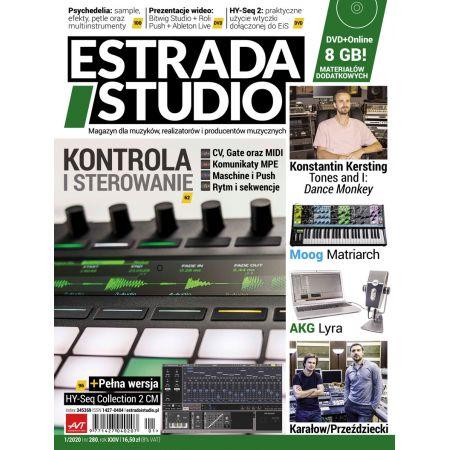 Estrada i Studio 1/2020
