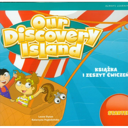 Our Discovery Island Starter SB+WB PEARSON