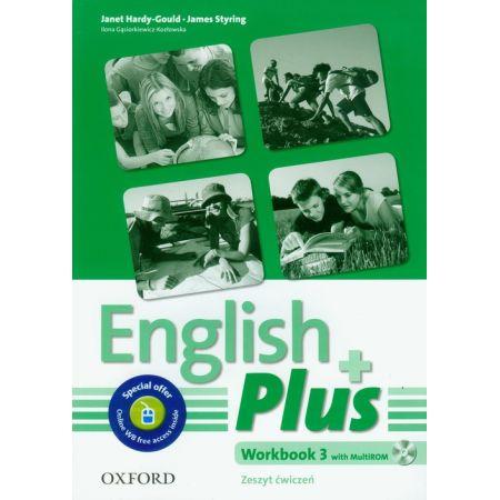English Plus 3A WB + CD OXFORD