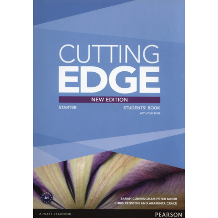 Cutting Edge 3ed Starter SB + DVD PEARSON