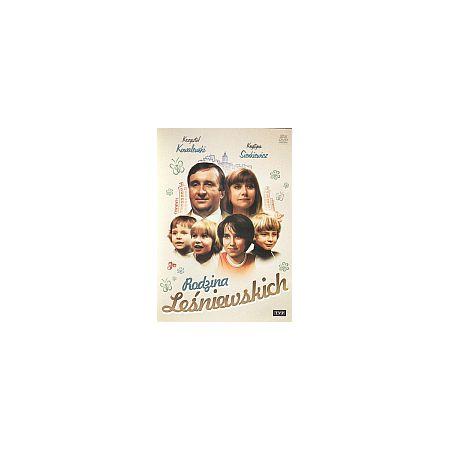 Rodzina Leśniewskich (odc. 1-7) DVD