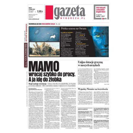Gazeta Wyborcza - Częstochowa 28/2010