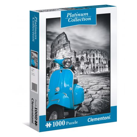 Puzzle 1000 Platinum Collection: The Colosseum