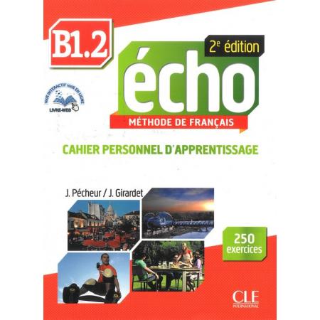 Echo B1.2 Ćwiczenia + CD