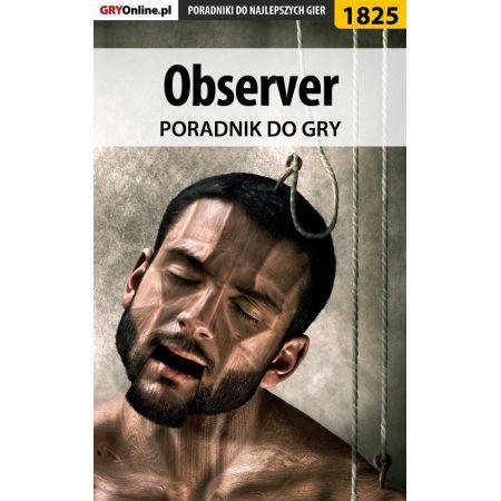 Observer - poradnik do gry