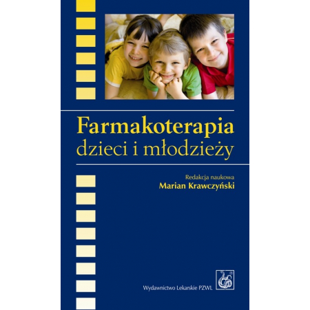 Farmakoterapia dzieci i młodzieży