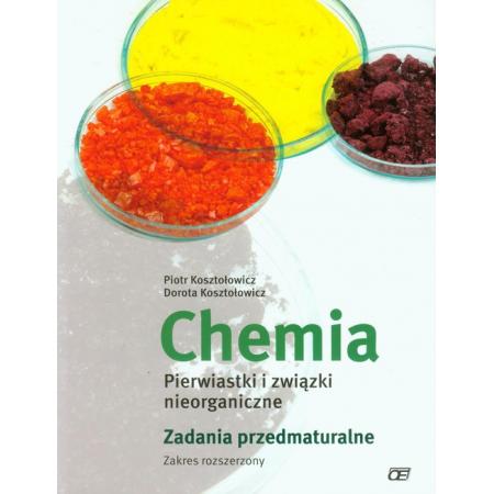 Chemia LO Pierwiastki i związki nieorg. zad. ZR OE