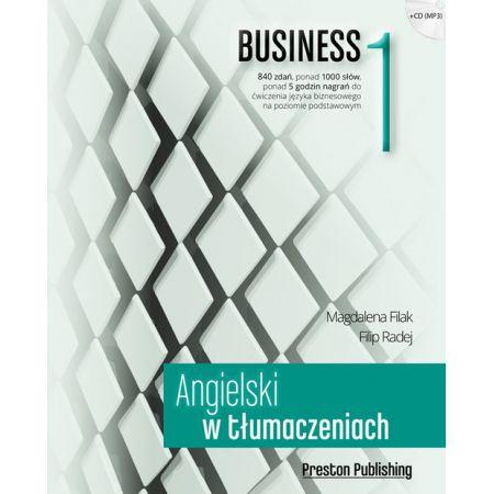 Angielski w tłumaczeniach Business 1