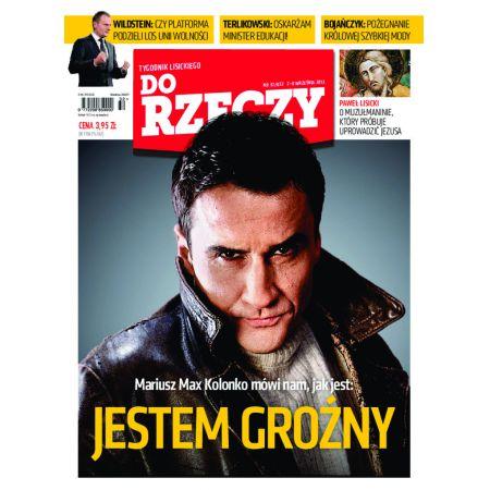 Tygodnik Do Rzeczy 32/2013