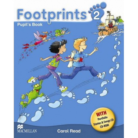 Footprints 2 SB MACMILLAN