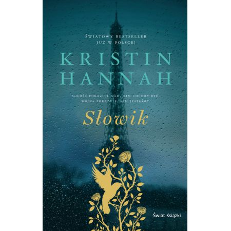 ca247b9148960b Słowik (Kristin Hannah) książka w księgarni TaniaKsiazka.pl