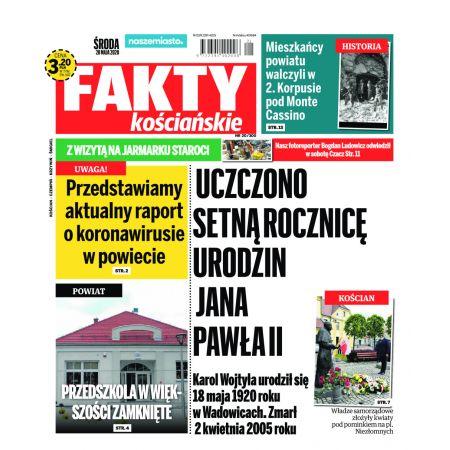 Fakty Kościańskie 20/2020