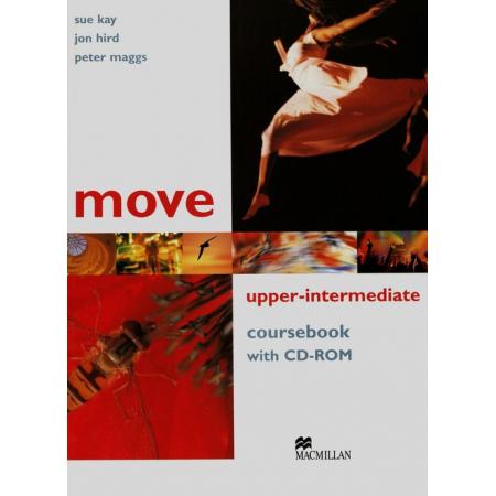 Move Upper- Intermediate Coursebook + CD