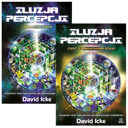 Pakiet Iluzja percepcji: Część 1. Stek bzdur, Część 2. Demaskowanie bzdur