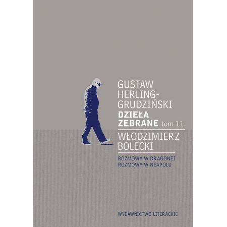 Dzieła zebrane T.11 Rozmowy w Dragonei..