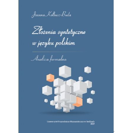 Złożenia syntetyczne w języku polskim. Analiza formalna