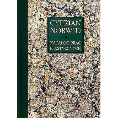 Katalog prac plastycznych Cyprian Norwid  Tom 3