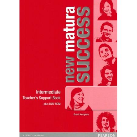 Matura Success NEW Intermediate TB + DVD-Rom