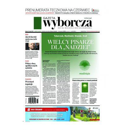 Gazeta Wyborcza - Zielona Góra 119/2020