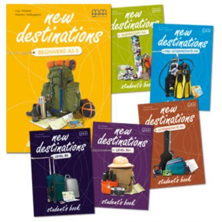 New Destinations B2 WB