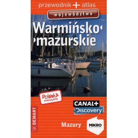 Warmińsko-mazurskie województwo przewodnik
