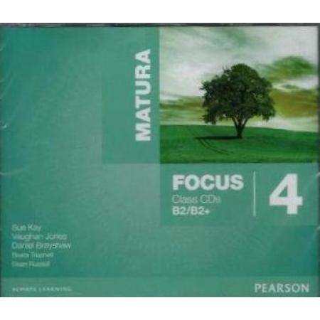 Matura Focus 4 Class CD (wieloletni)