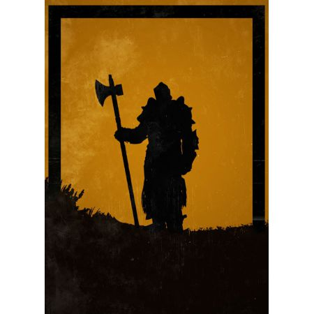 For Honor - Lawbringer - plakat