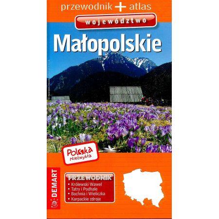 Polska Niezwykła. Województwo małopolskie wyd.2016