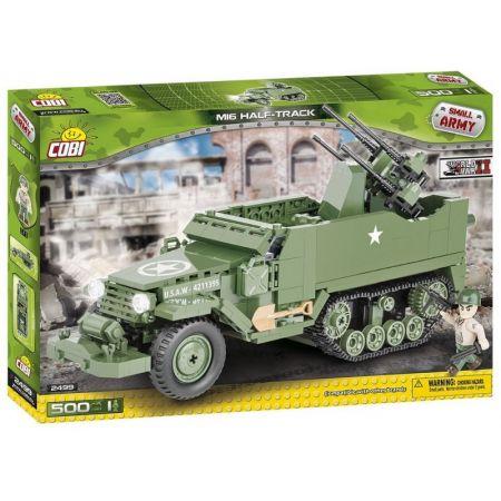 Small Army. Działo przeciwlotnicze M16 Half-Track
