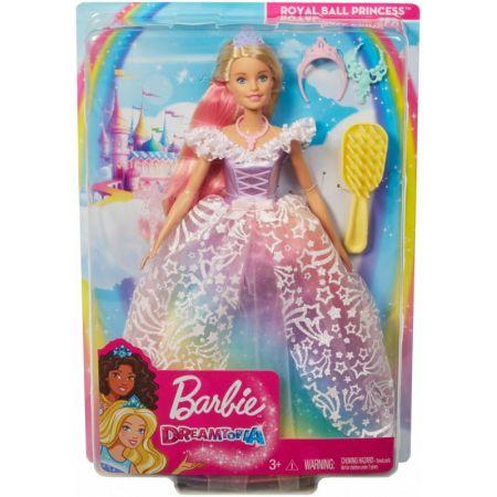 Barbie Lalka Bajeczna Księżniczka GFR45 p4 MATTEL