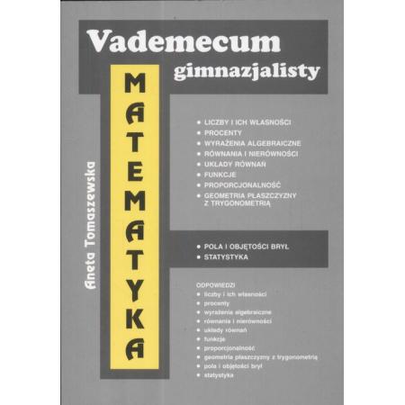 Vademecum GIM Matematyka