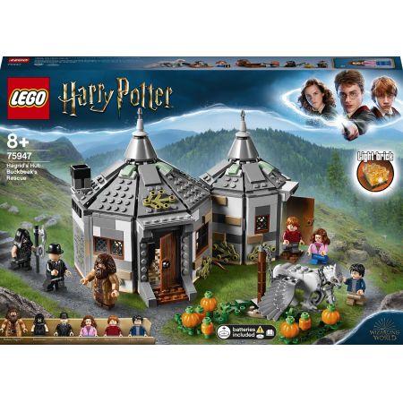 Lego HARRY POTTER 75947 Chatka Hagrida