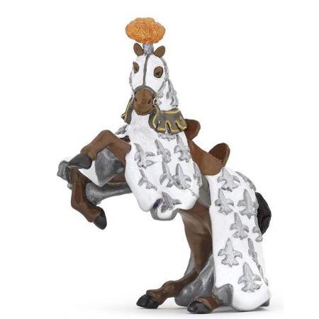 Koń białego Księcia Filipa