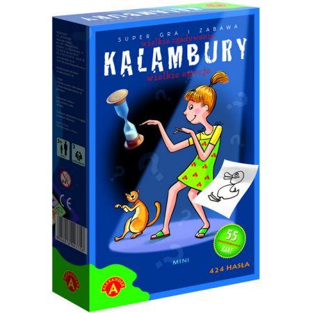 Kalambury mini ALEX