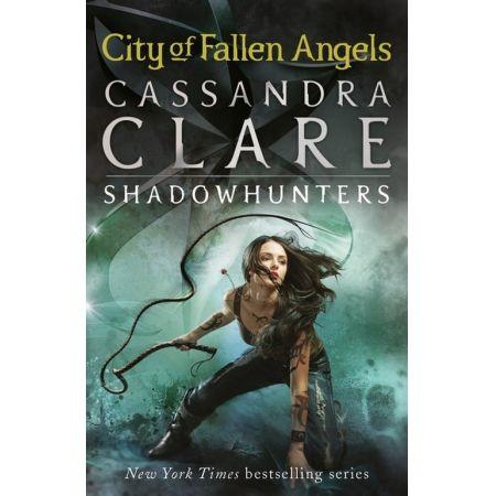 The Mortal Instruments 4 City of Fallen Angels