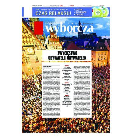 Gazeta Wyborcza - Trójmiasto 171/2017