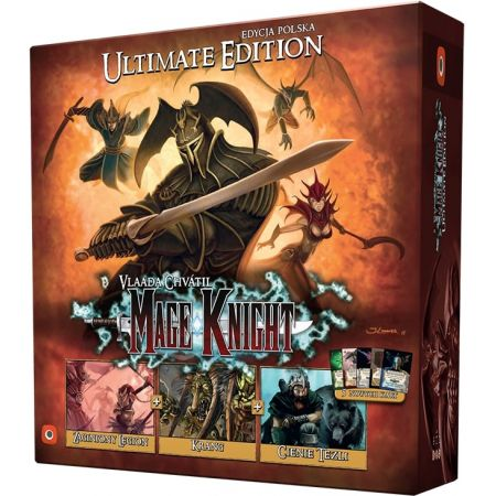 Mage Knight: Ultimate Edition Pl