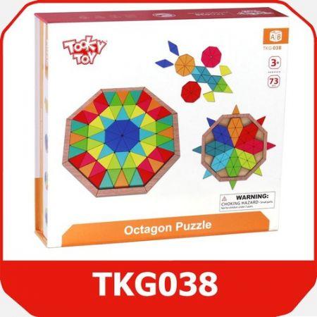 Puzzle trójkąty