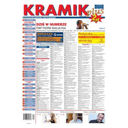 Kramik Plus 43/2013