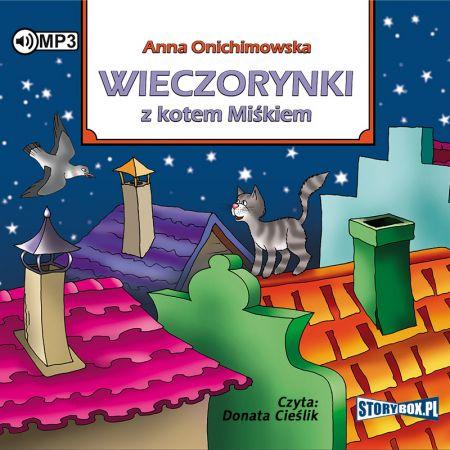 Wieczorynki z kotem Miśkiem audiobook