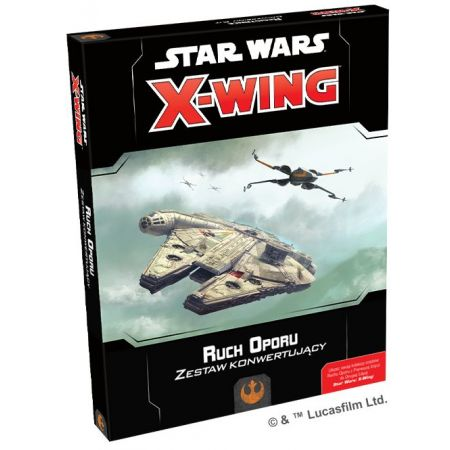 Star Wars: X-Wing - Zestaw konwertujący - Ruch Oporu
