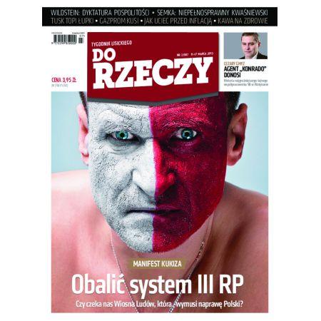 Tygodnik Do Rzeczy 7/2013